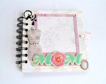 Mothers Day/ Birthday gift for mum/ Mom Album / Gift for Mom/ Birthday mum