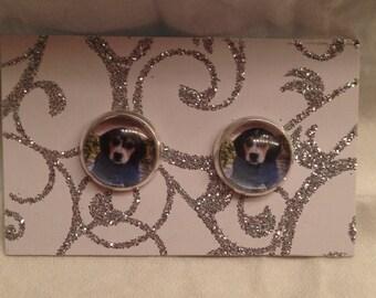 Personalized Pet Earrings!