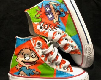 Hand Paint Converse Etsy