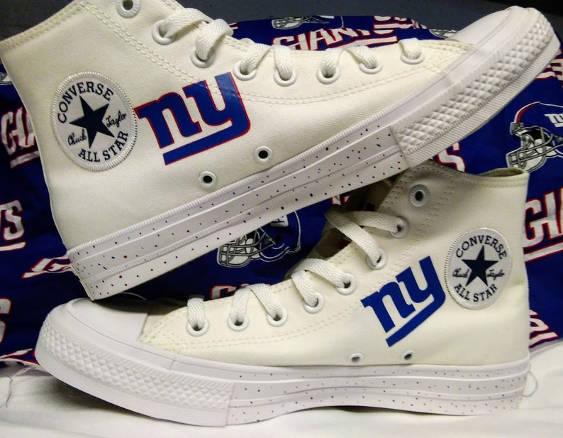 942ddb1861a9 Custom New York Giants Convers-Odell-New