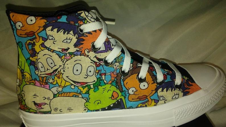 SlatterEtsy Razmoket Sur Shoes Converse Chaussures Mesure 8nkXNOP0w