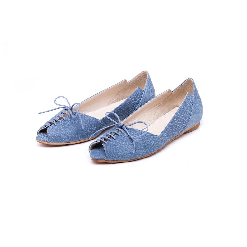 Women blue sandals blue flat sandals. Blue sanadals womens