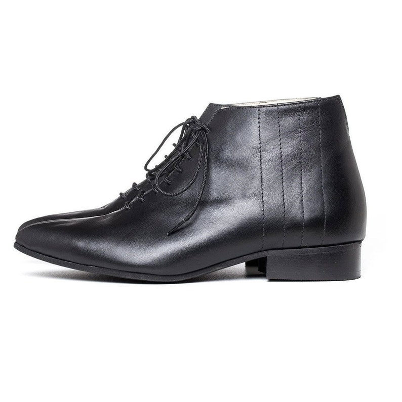 aed333cafb88 Womens leather boots women shoes black ankle boots women