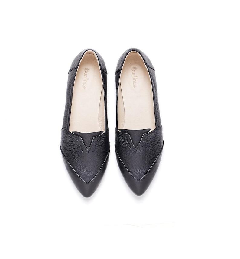 9b0c2fa79e7 Sale 40% off Black flats black shoe evening shoes women