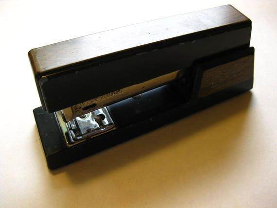 Swingline 373 Woodgrain & Cub noir taille agrafeuse