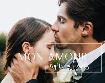 55 Mon amour Lightroom presets