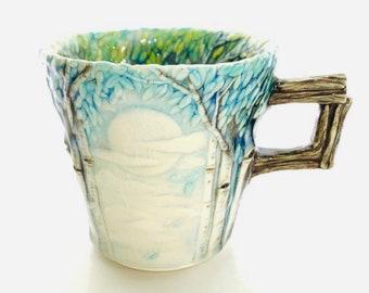 In dreams /moonscape mug1