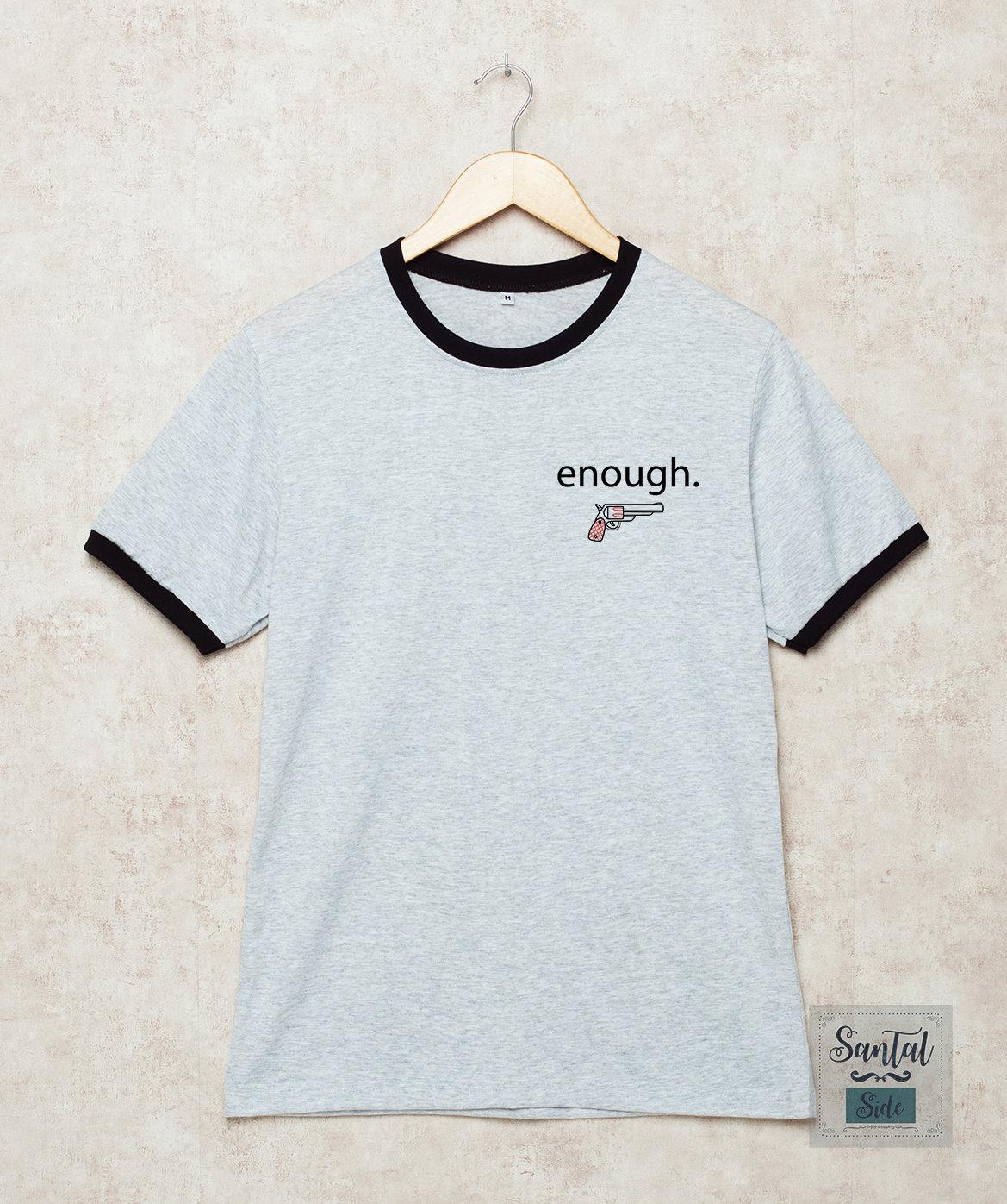 Assez Shirt Anti canons chemises chemises canons sonnerie Tshirt jamais à  nouveau T-Shirt mars 93dcc77e3c9