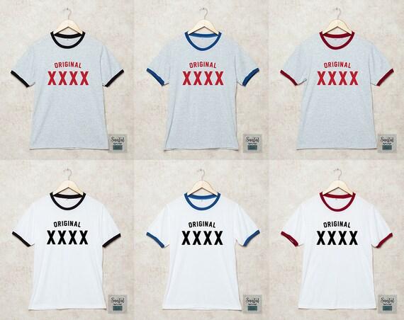 58e anniversaire chemise, chemises Vintage 1961, tee-shirt ras du années cou, des années du 60 Tshirt, cadeau d'anniversaire, 58 anniversaire T-shirts, chemises de sonnerie, gris blanc b1c365