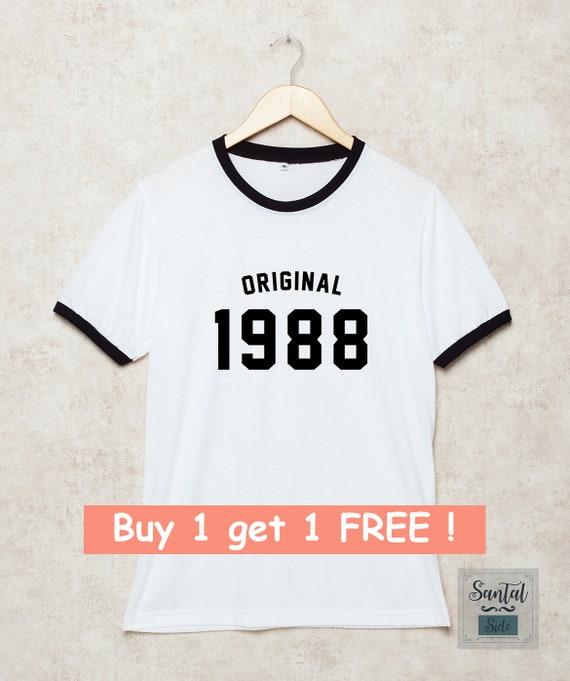 31st Birthday Shirts Ringer Tshirt T Shirt Original
