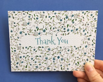 Wedding Guest Thank You Notes