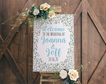 Wedding Signs & Posters