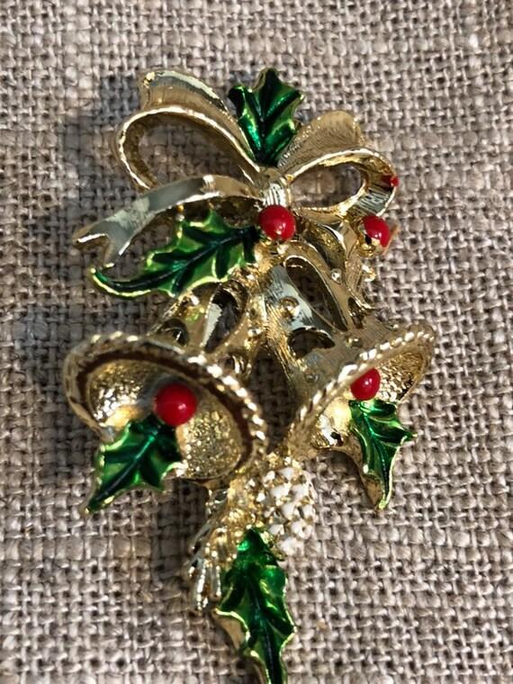 Holly Leaf Brooch Holly Brooch Silver Holly Brooch Holly Jewellery Christmas brooch Xmas brooch Christmas Pin Brooch
