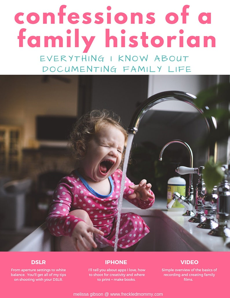 Confessions of a Family Historian: Everything I Know About image 0