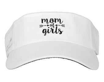 f0a7ad3db55d5 Mom of girls visor