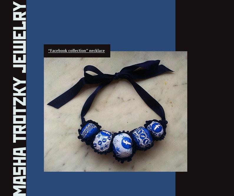 Facebook necklace image 0