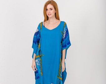 2725e072f9 Poncho Viscose Crincle,Ultra cool,Loose fit Short Caftan,Free Size,tunic,Beach  Cover Up, Beach Wear,Boho Blouse,Plus Size Blouse,Airy Blouse