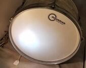 Gretsch White Marine Pearl Drum 1960