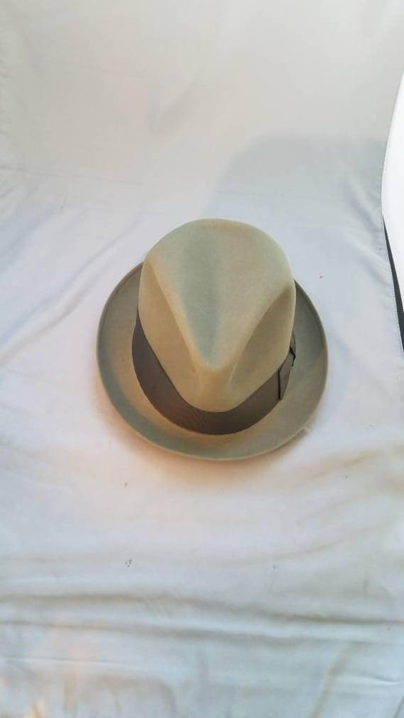 Knox Flying Cloud Hat/Fedora Felt
