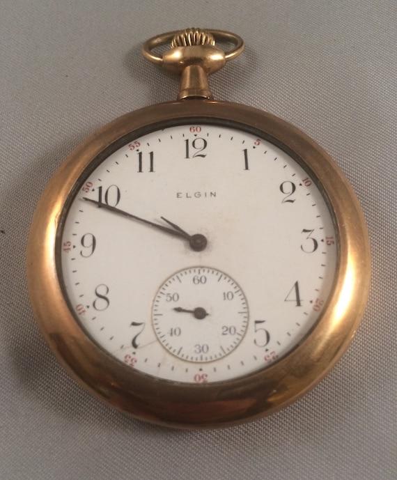 Dating Elgin Pocket Watch serienummer