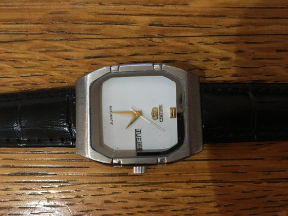 Vintage Seiko Wristwatch - image 1