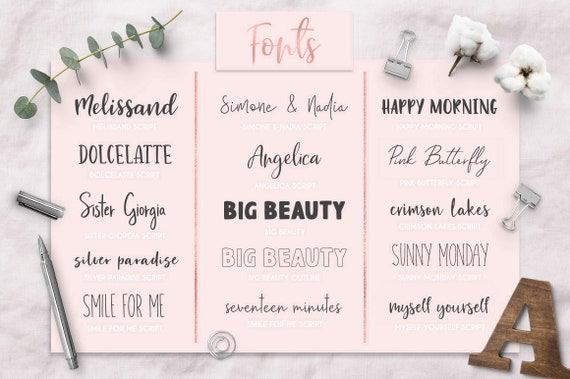 BUY FOR 3 PAY FOR BUY 2, Font bundle, fontlish collection, handletterd, modern handwriting fonts, wedding calligraphy font, font for logo, download a5cce1
