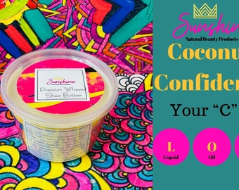 Strawberry Heaven Coconut Confidence Whipped Shea Butter