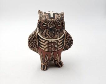 Mata Ortiz Pottery 4.25 in x 3.5 in