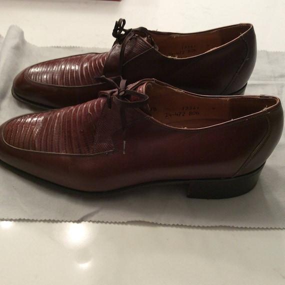 Vintage Johnston & Murphy 'Aristocrat' Men's Shoes