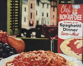 Food ads | Etsy