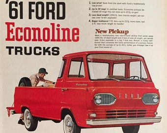 Ford econoline   Etsy