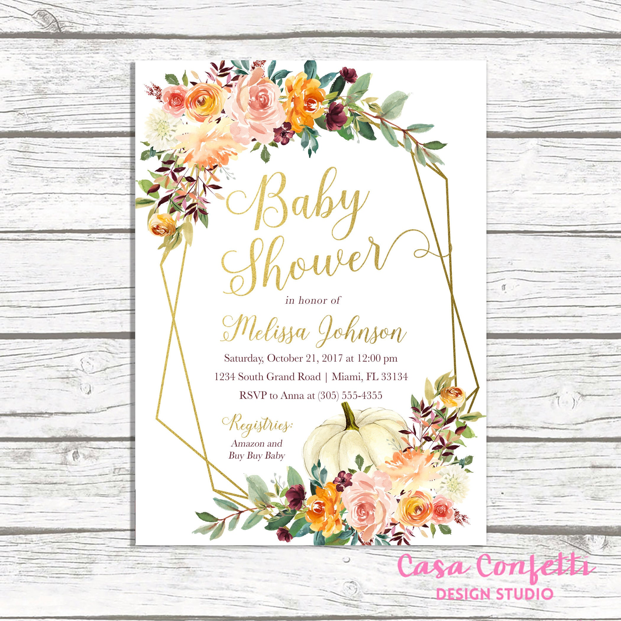 Pumpkin baby shower invitation fall baby shower invitation little pumpkin baby shower invitation fall baby shower invitation little pumpkin on the way invite rustic gender neutral baby shower invitation filmwisefo