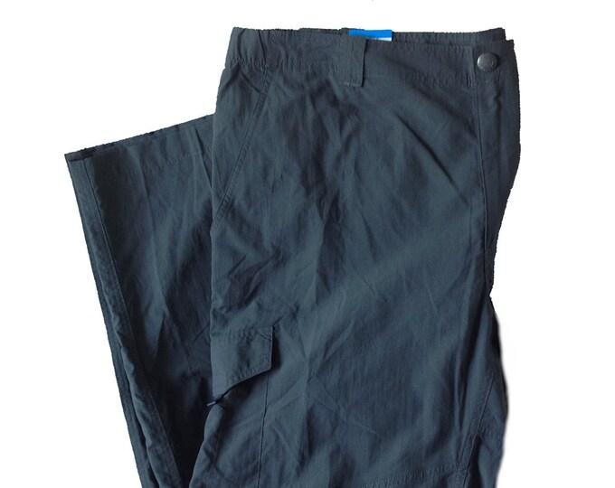 42 x 32 Columbia Omni-Shade Omni-Wick Nylon Hiking Cargo Pants