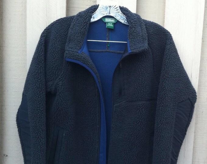 L.L.Bean Boy's Jacket Size L 14/16