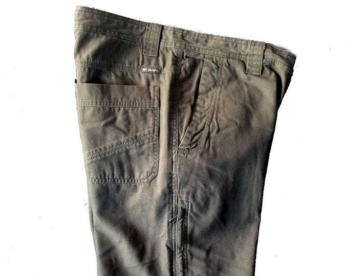 34 x 30 Columbia Omni-shield Pants for Men
