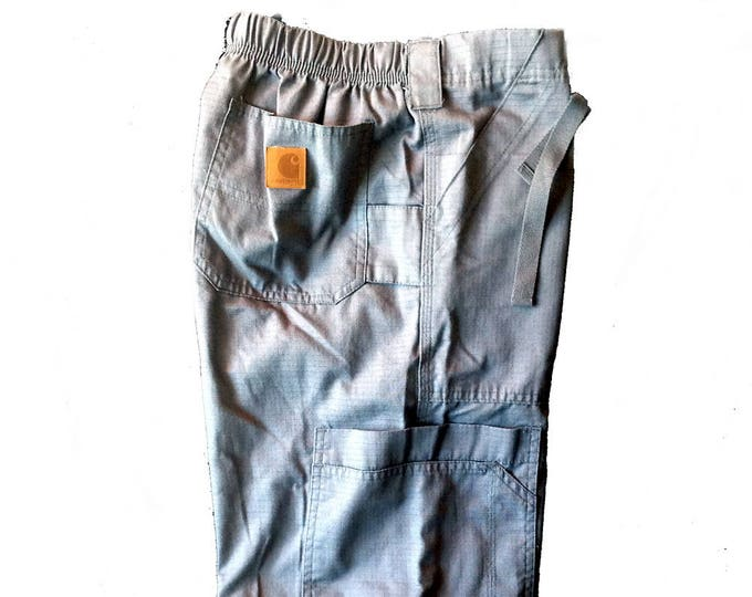 Regular Small Carhartt Medical Scrubs C54108 Pants