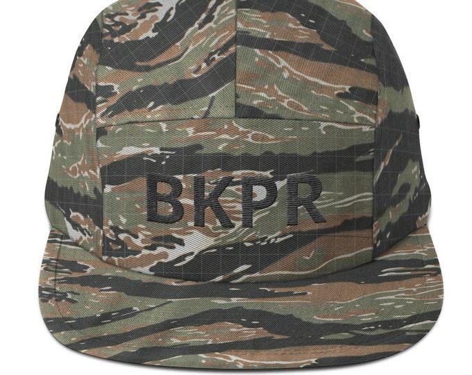 BKPR Five Panel Cap