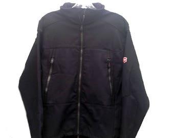Men's Medium Victorinox Swiss Army Softshell Polartec Jacket