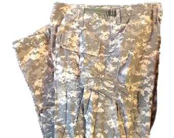 Tru-Spec X-Large Regular Tactical Pants Digital ACU Camo Pattern