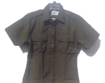 Women's 36 SS | Horace Small | VF Imagewear | Law Enforcement | Forestry Service | Short Sleeve Dress Shirt