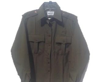 Men's 16-1/2 x 34 | Horace Small | VF Imagewear | Law Enforcement | Forestry Service | Long Sleeve Dress Shirt