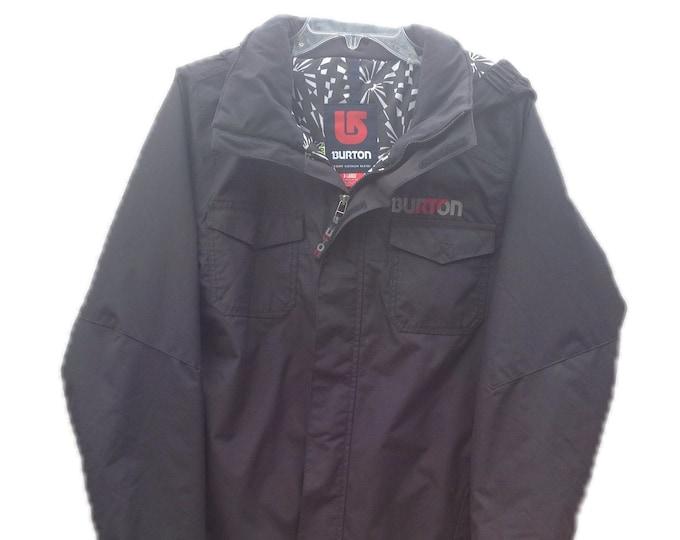 Women's XL Size 18  Burton Snowboarding Hooded Jacket