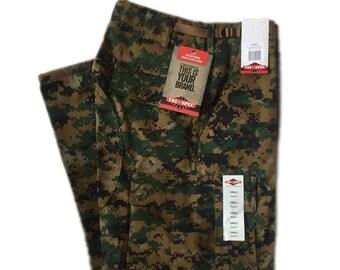 Tru-Spec Small Regular Tactical Pants Digital Camo Pattern