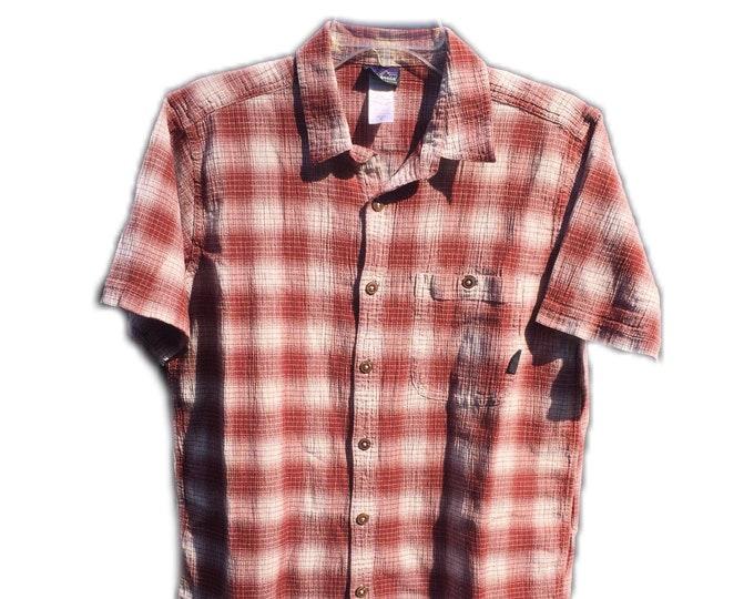 Men's Medium Patagonia Organic Cotton Shirt