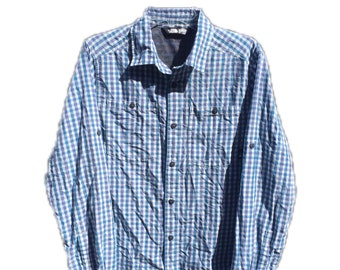 Men's Small The North Face Vented Button Down Shirt