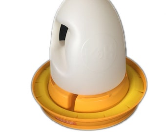 2.5 Gallon K&H 2040 Bee Waterer - Keep Your Honey Bees Hydrated Without Drowning Risk