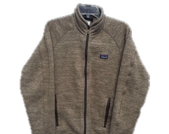 Men's Medium Patagonia Full Zip Sweater