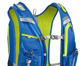 CamelBak Ultra 10 Hydration Vest 70 oz. Electric Blue/Lime Punch