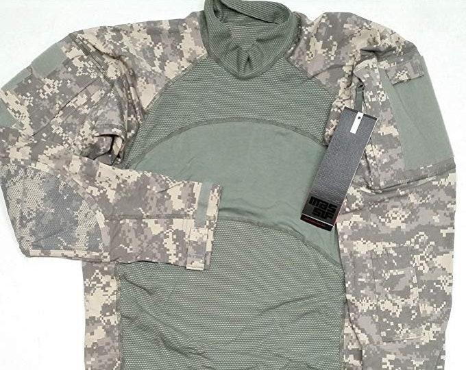 Massif ACU ACS Army Combat Shirt Flame Resistant