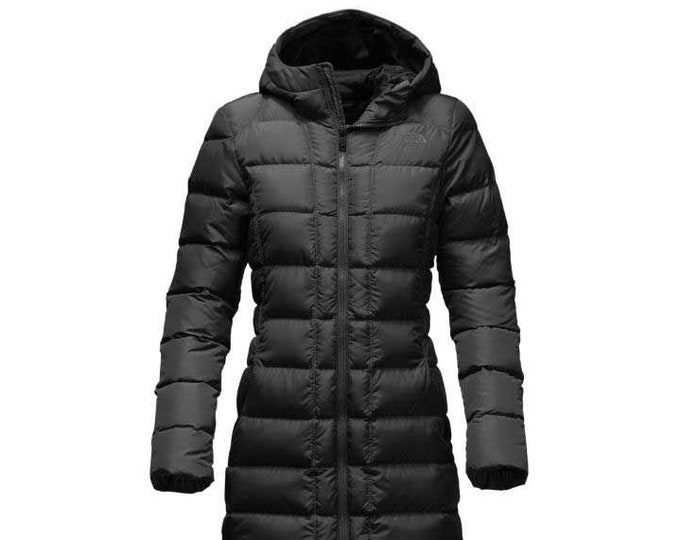 Women's The North Face Goose Down Insulated Gotham Hooded Parka NF00CB15